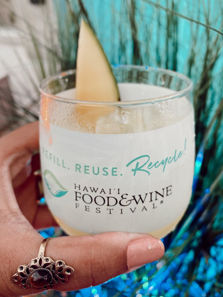 Hawaii Food & Wine Festival - Crazy Rich Cocktails, HFWF, HFWF19, HFWF 2019, Hawaii Food and Wine Festival, Alohilani Resort | Wanderlustyle.com