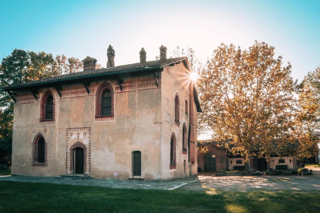 Cascina Ca' Grande, Zibido San Giacomo