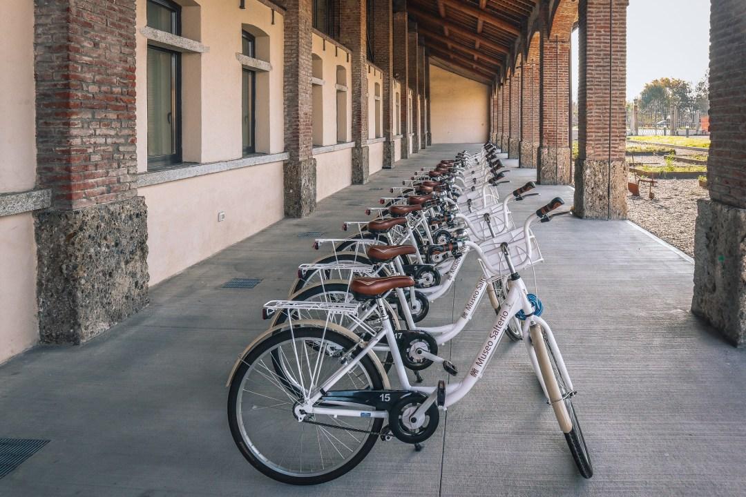 Noleggio bici MUSA