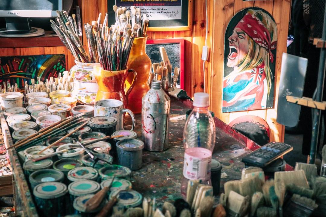 Atelier di Carlo Montana, Zibido San Giacomo