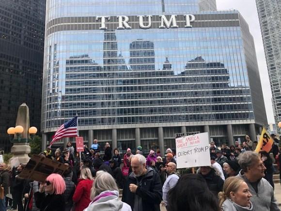 Make America Great Again - Deport Trump
