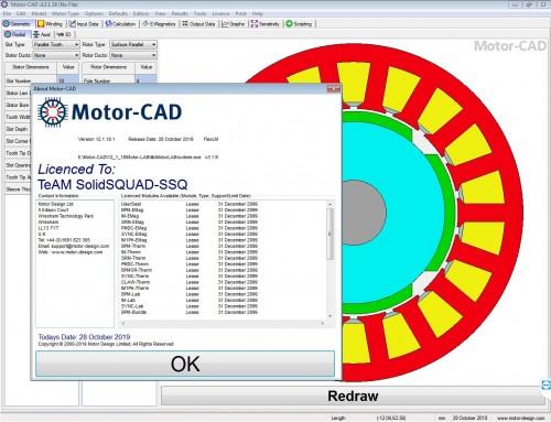 Design with Motor-CAD v12.1.18 full license