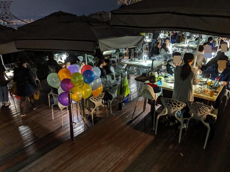 [臺北]陽明山~八卦夜未眠-約會首選夜景餐廳 @ 哈利王美食小當家的部落格 :: 痞客邦