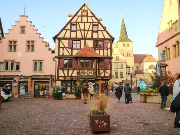 Que ver en Turckheim