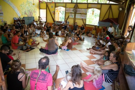 Festival de las Culturas (23 nationalities present!)