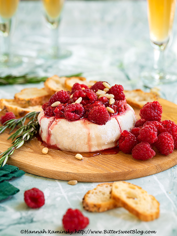 Easy Brie-zy Entertaining