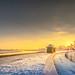 Maldon February Frost