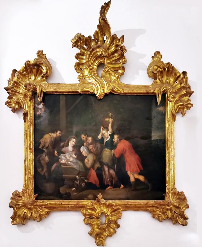 pintura barroca religiosa Museo de la Ciudad de Antequera Malaga 19