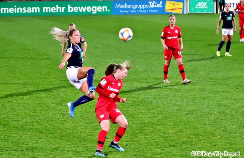 1.FFC Turbine Potsdam vs Bayer 04 Leverkusen 2019/20