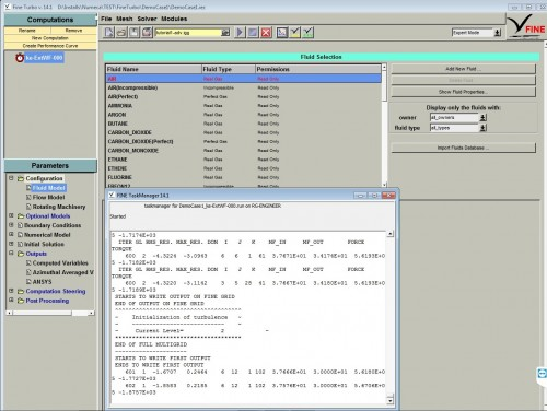 Working with NUMECA FINE-Turbo 14.1 full crack