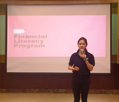 Home Credit Financial Literacy Franchette Cardona