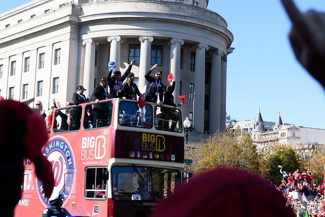 Nationals Parade