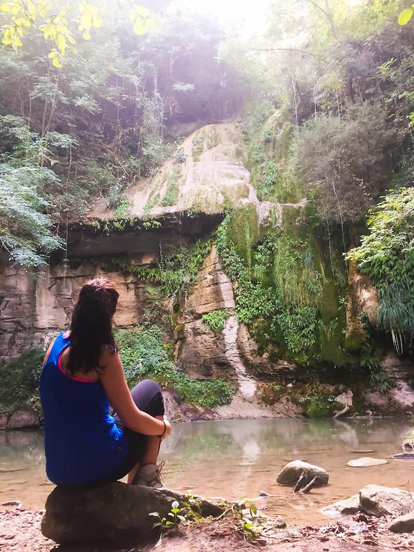 Salt del Roure | turismo garrotxa