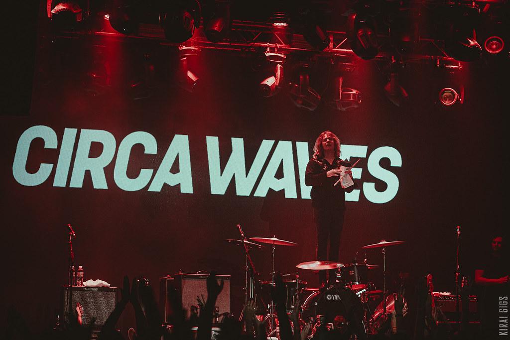 Circa Waves - Live at Atlas, Kyiv [01.11.2019]