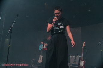 Bishop Briggs + Miya Folick + Jax Anderson @ The Commodore Ballroom - November 4th 2019