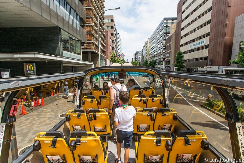 Transférer sur SkyHop Bus