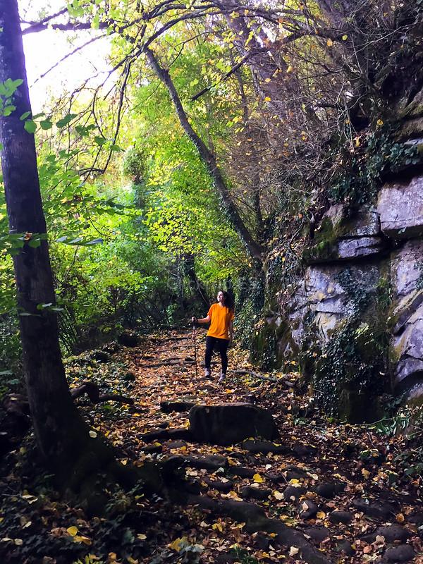 Como llegar a la Mina dels Bandolers · Gorgs del Torrent del Puig