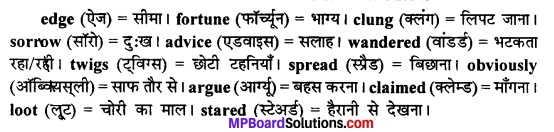 MP Board Class 11th English The Spectrum Solutions Chapter 6 Laxmi and the Doll 1