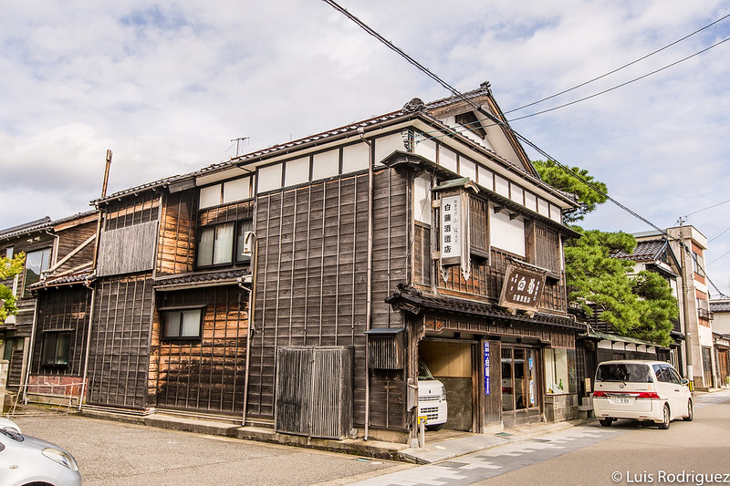 Hakuto Shuzoten Sake Producteur