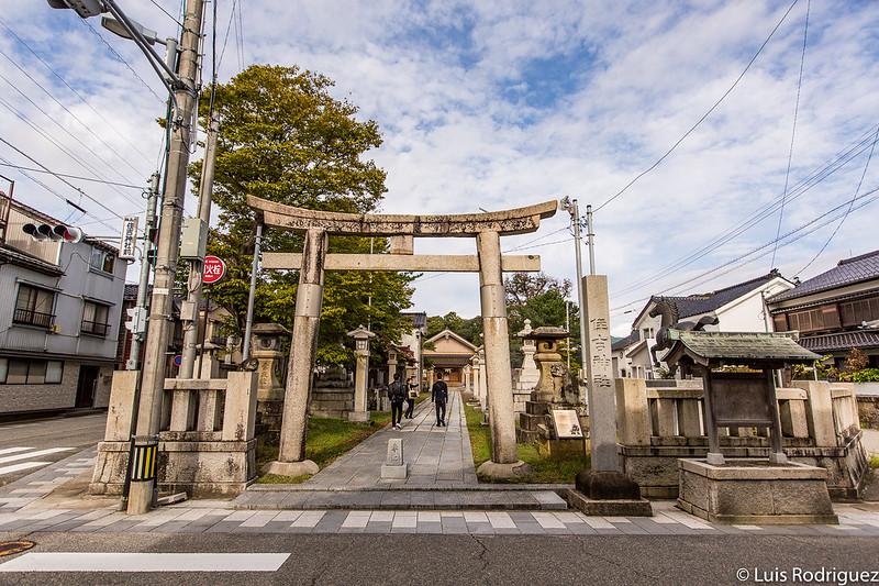 Sumiyoshi Sanctuaire