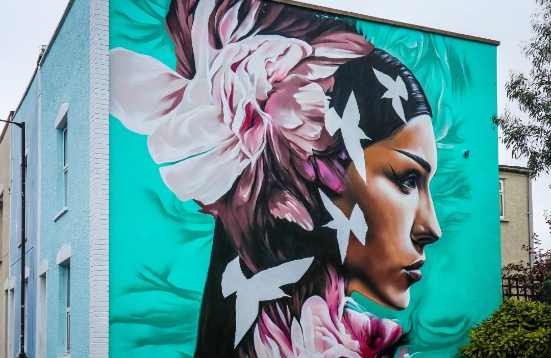 Street art a Bedminster, Upfest Bristol