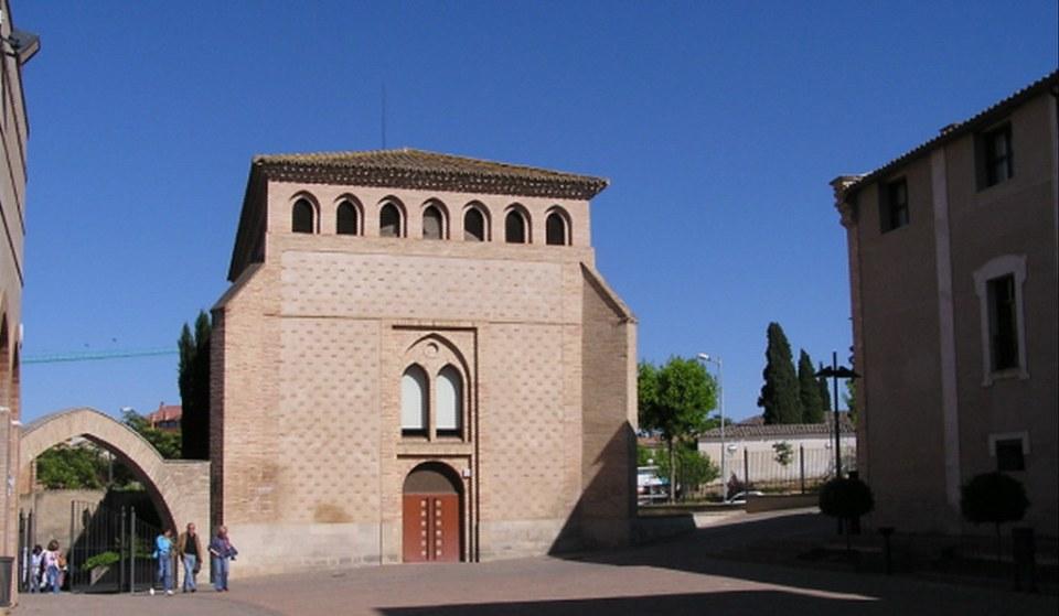 Barbastro Centro de Interpretacion del Somontano iglesia de San Julian y Santa Lucia Huesca