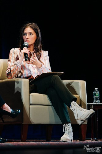The Truth About True Crime with Amanda Knox and Lorena Bobbitt Gallo