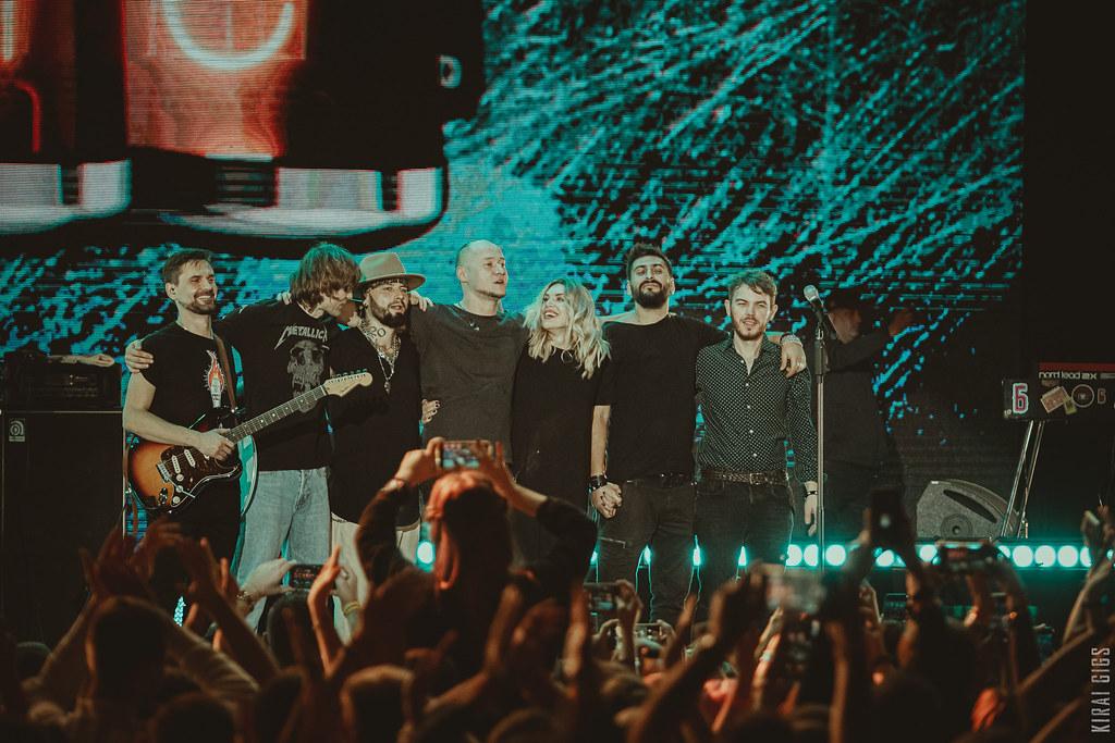 Бумбокс - Live at Palats Sportu, Kyiv [09.11.2019]