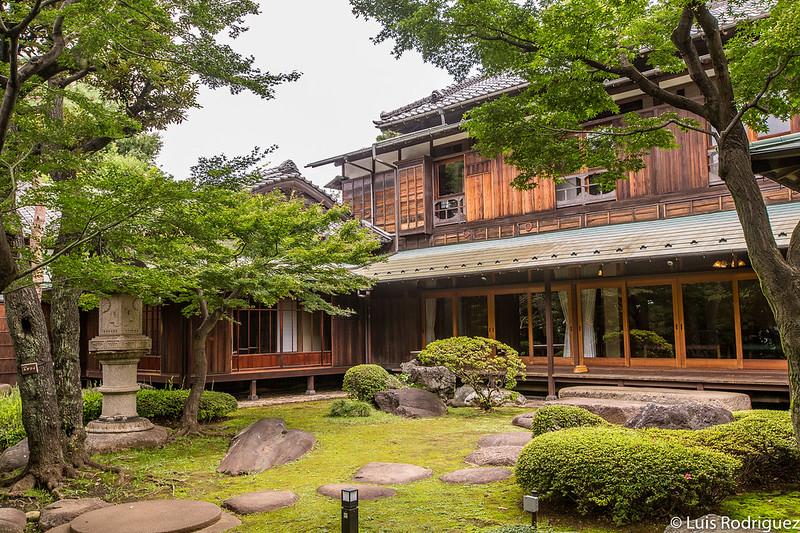 Ancienne résidence d'Asakura