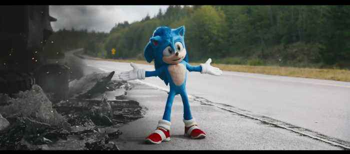 Sonic The Hedgehog Movie Redesign Trailer 2