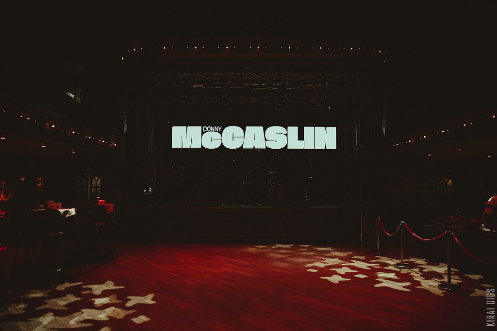 Donny McCaslin - Live at Caribbean Club, Kyiv [12.11.2019]