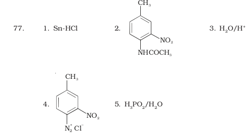 NCERT Exemplar Class 12 Chemistry Chapter 13 Amines