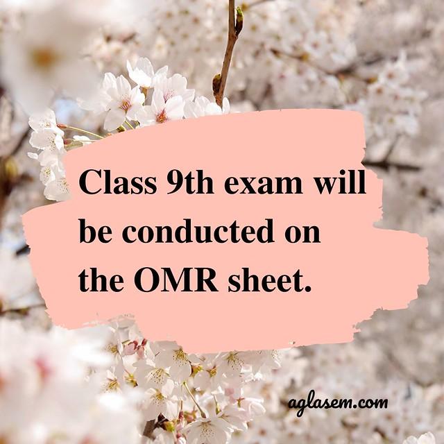 JAC 9th Exam Date 2020