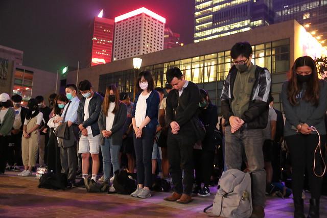 千人迫爆愛丁堡為消防救護打氣 盼企硬勿向警跪低   獨媒報導   香港獨立媒體網