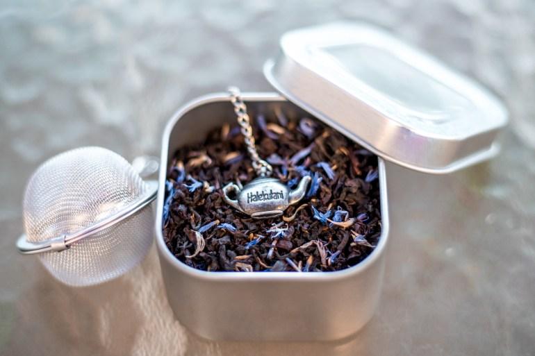 Orchids Afternoon Tea at Halekulani Hotel by Tea Chest Hawaii and Maui Farm Tea - Haleakala Tea | Wanderlustyle.com