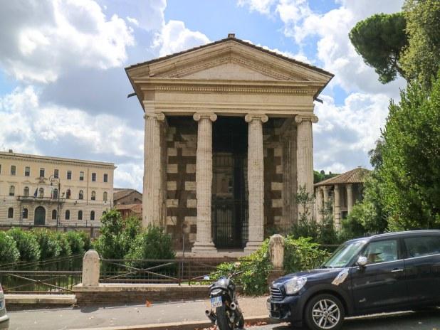 Templo de Portuno en Roma