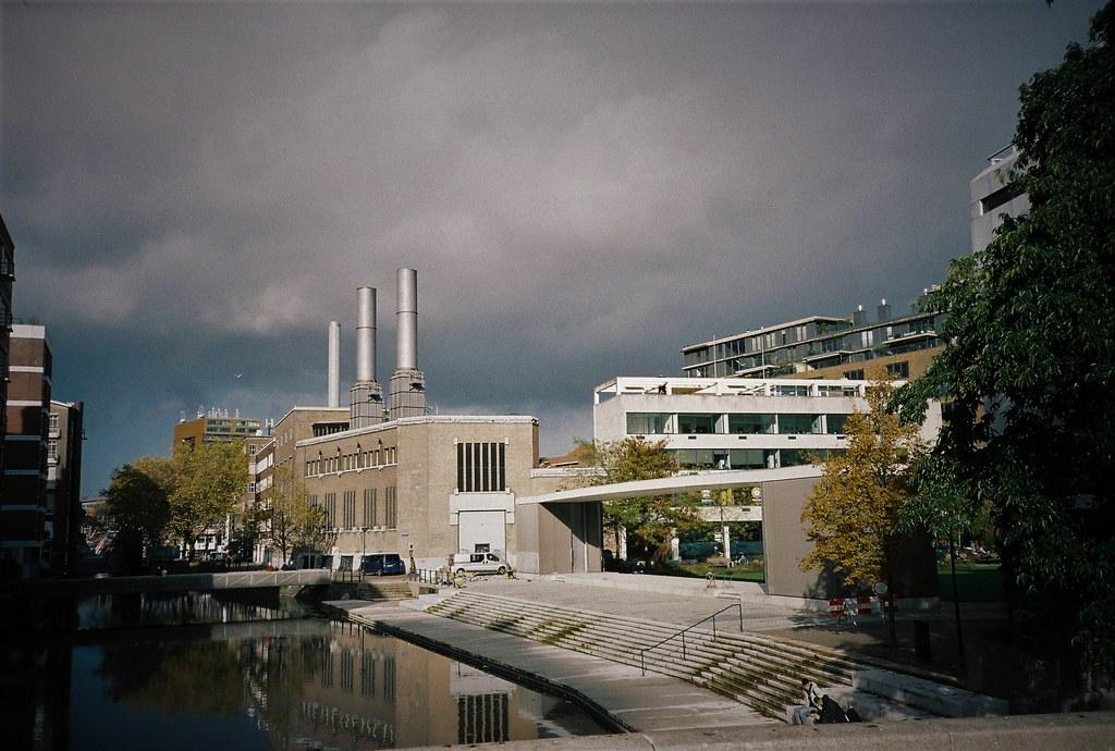 Week 1, 52 rolls: bits of Maastricht and Rotterdam