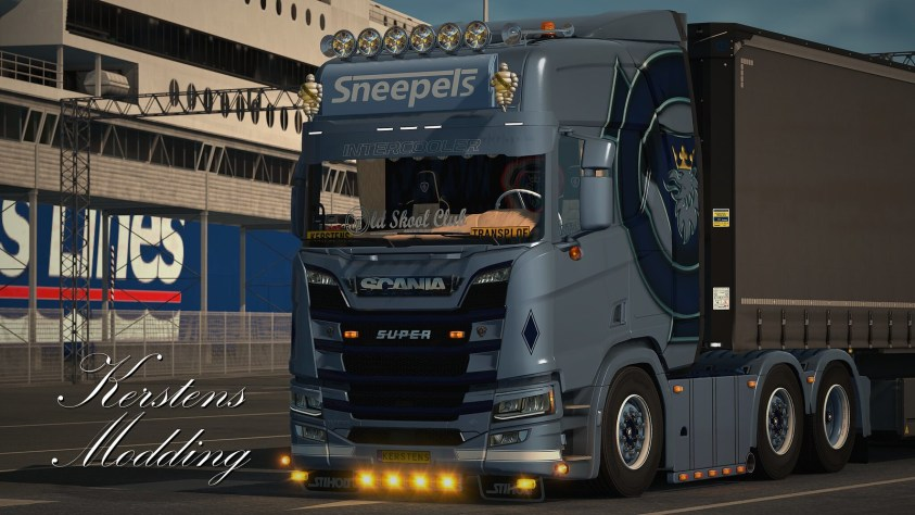 Sneepels R650