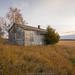 Abandoned House on the Iowa Prairie
