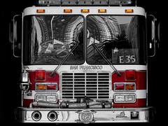 Through the eyes of Engine 35