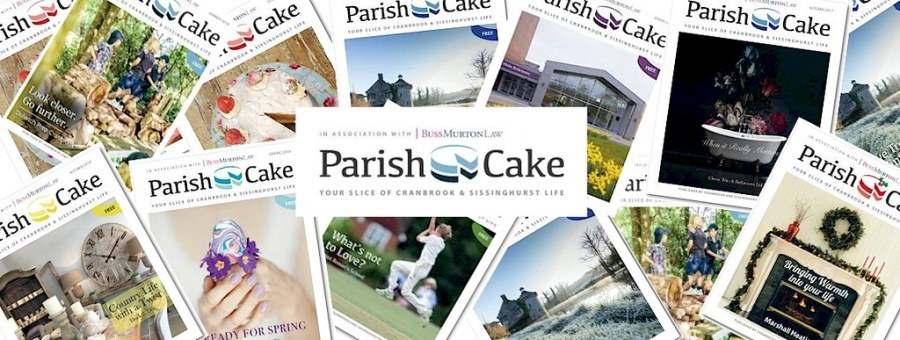 Parish Cake Feature