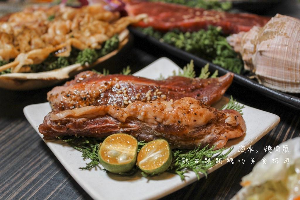 臺北淡水吃到飽燒烤 燒肉眾 龍蝦 淡水老街美食生日優惠112 | Cassie.gao | Flickr