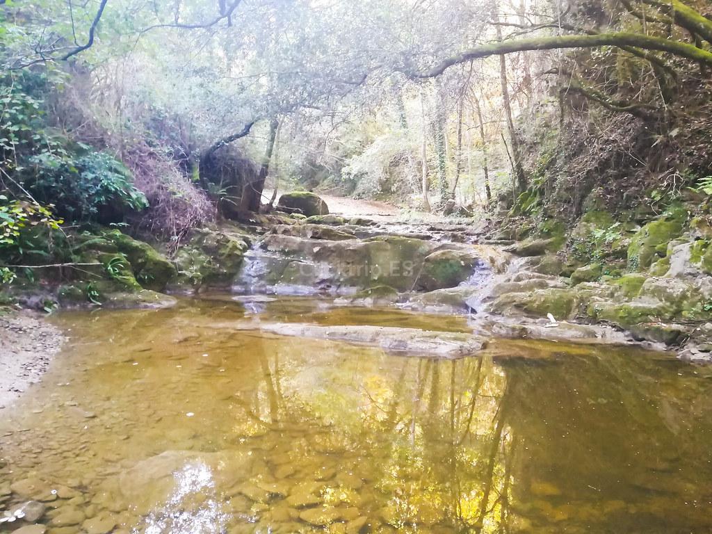 Ruta Gorg Negre, Gorg de l'Olla y Mina dels Bandolers · Turismo Garrotxa