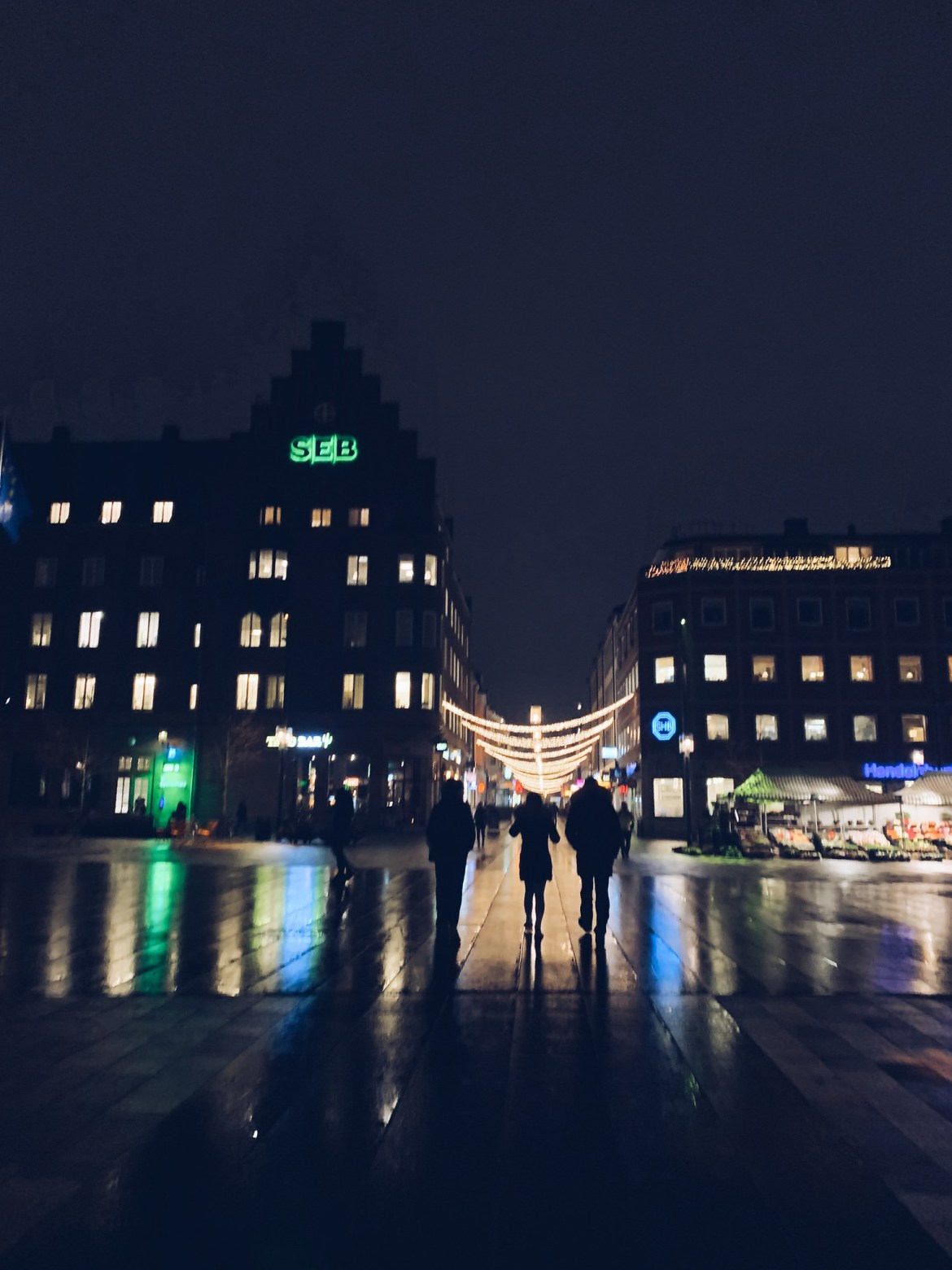 Kungsgatan Eskilstuna - reaktionista.se