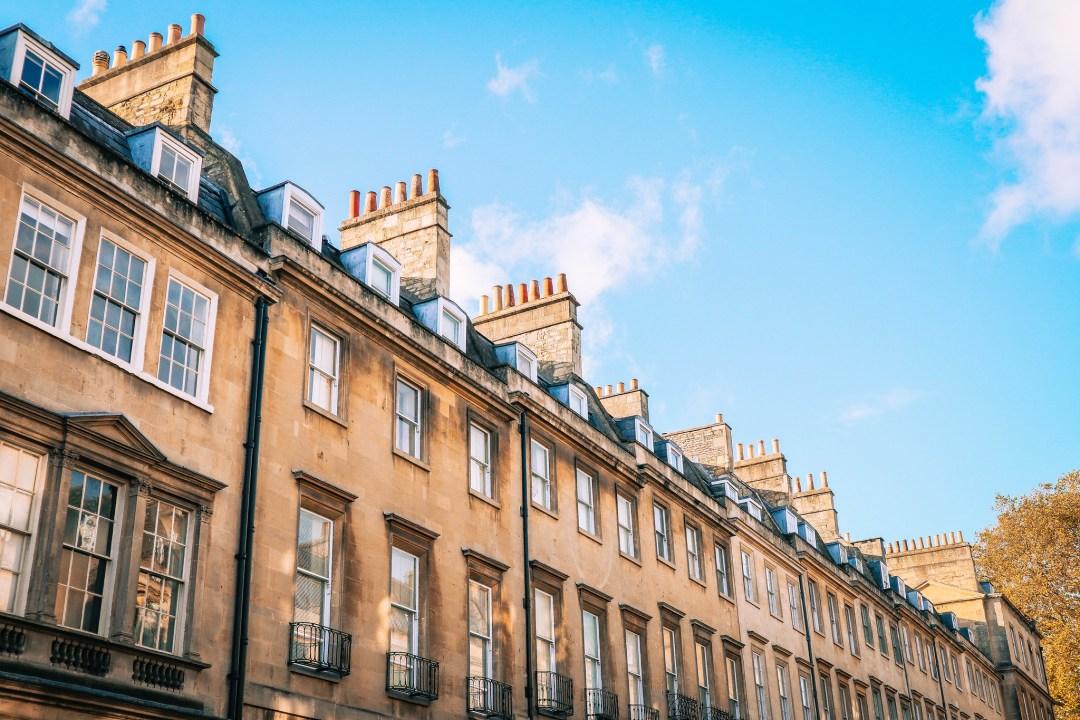 Architettura georgiana, Bath