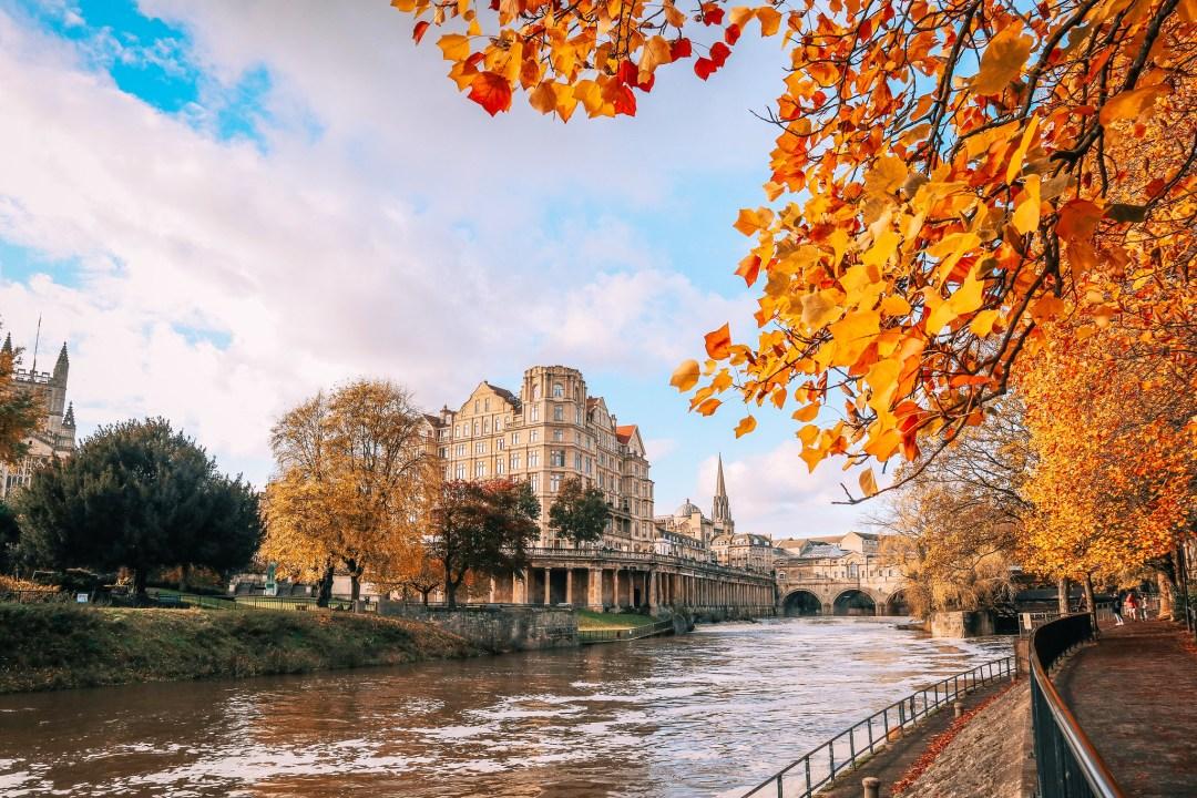 Bath in autunno
