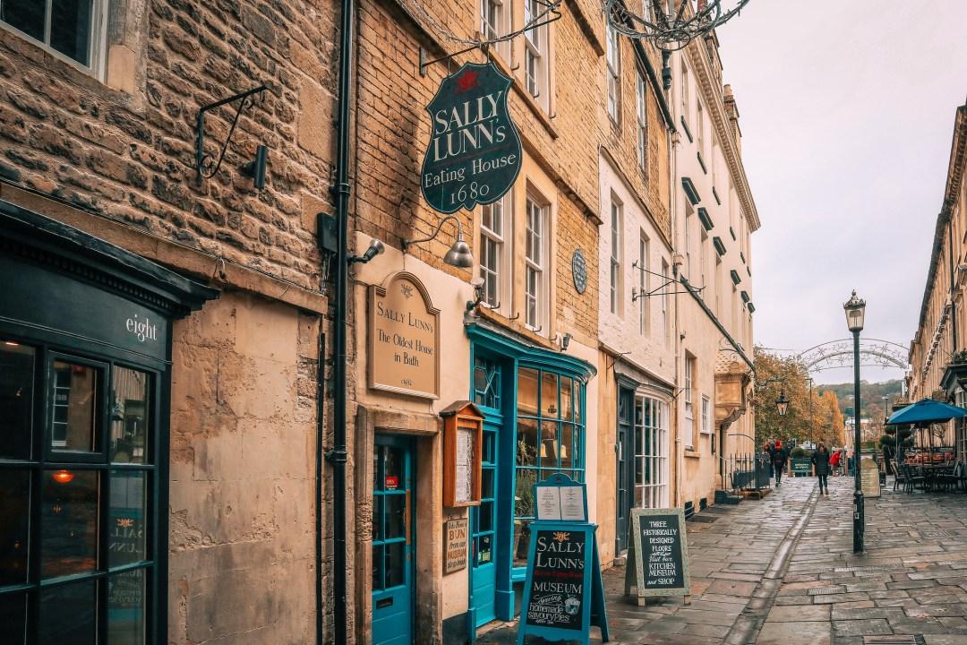 Sally Lunn's, Bath