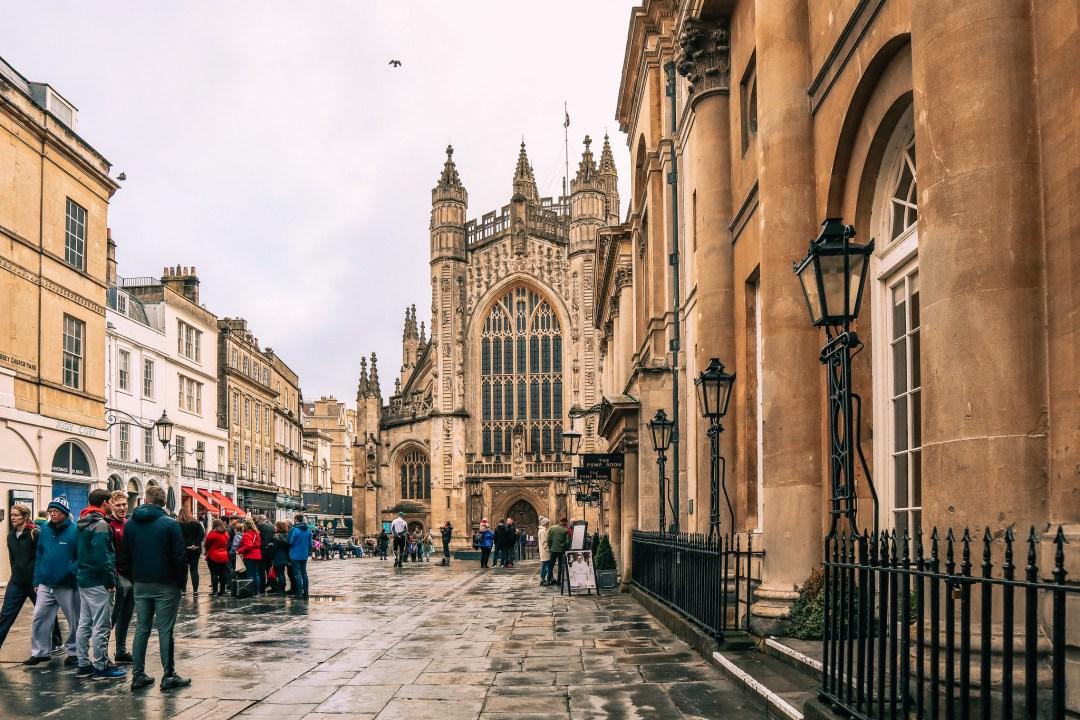 Abbazia di Bath