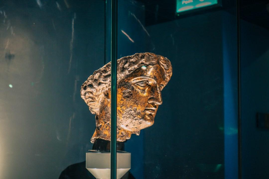 Terme romane di Bath, Sulis Minerva