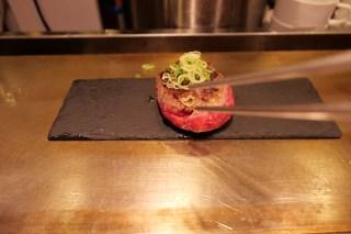 Kiwamiya hamburger steak鉄板焼きスタイルのハンバーグ屋